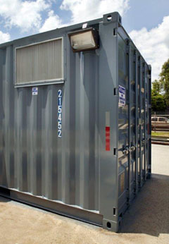 McKendrees containerized air system